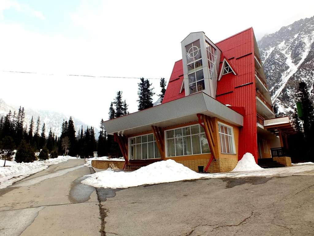 Ala Archa Hotel (Гостиница)