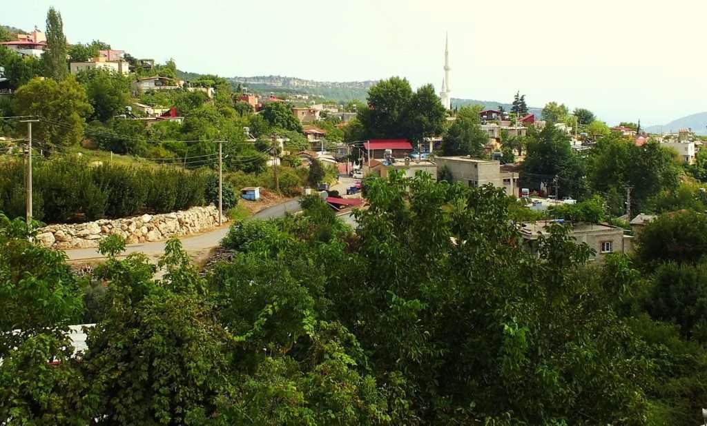 Değirmençay Köyü (Erçel)