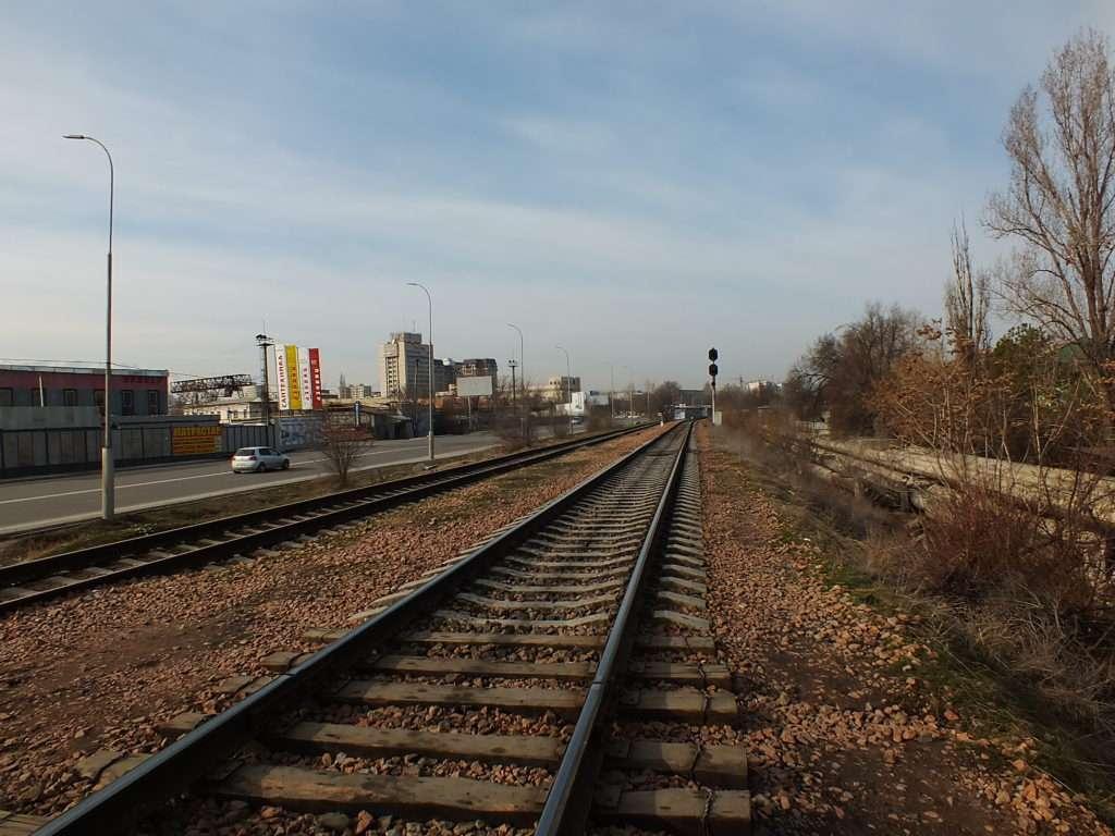 Bişkek-Balıkçı Demiryolu