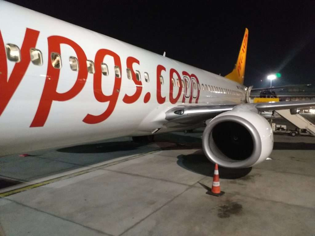Manas Uluslararası Havalimanı
