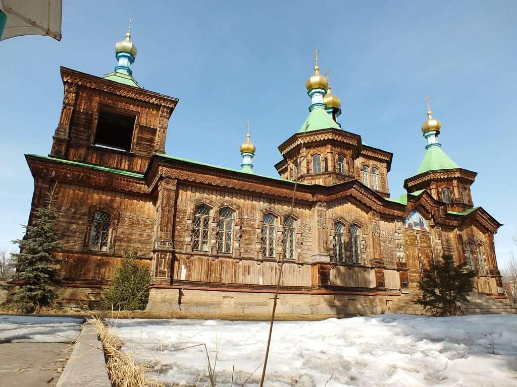 Kutsal Üçlü Katedrali (Holy Trinity Cathedral)(Cобор Святой Троицы)