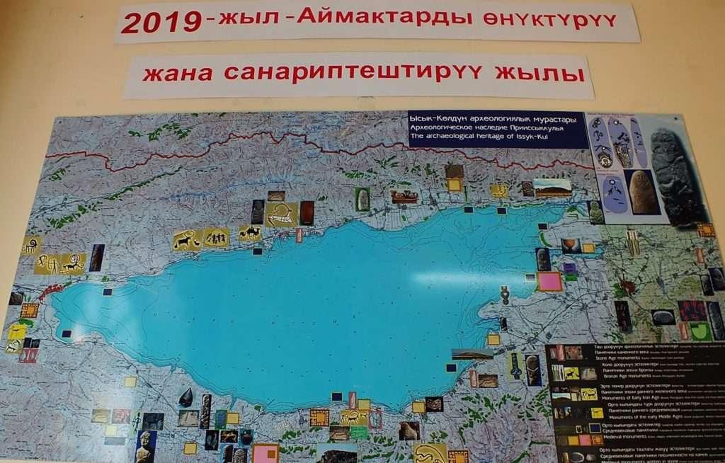 2019 Yılı İtibariyle Issık Gölü Etrafında Yürütülen Çalışmalar