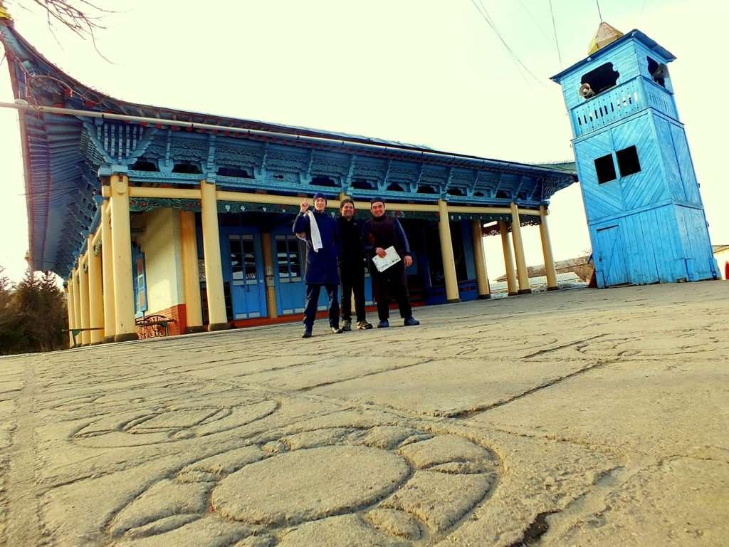 Dungan Cami (Дунган мечити)