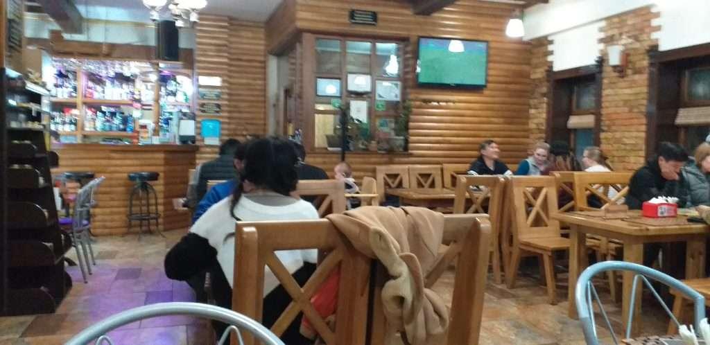 Cafe Zarina (кафе Зарина)