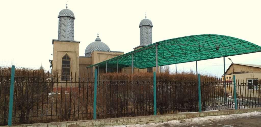 Karakol Gezisi (Каракол) Восход мечити