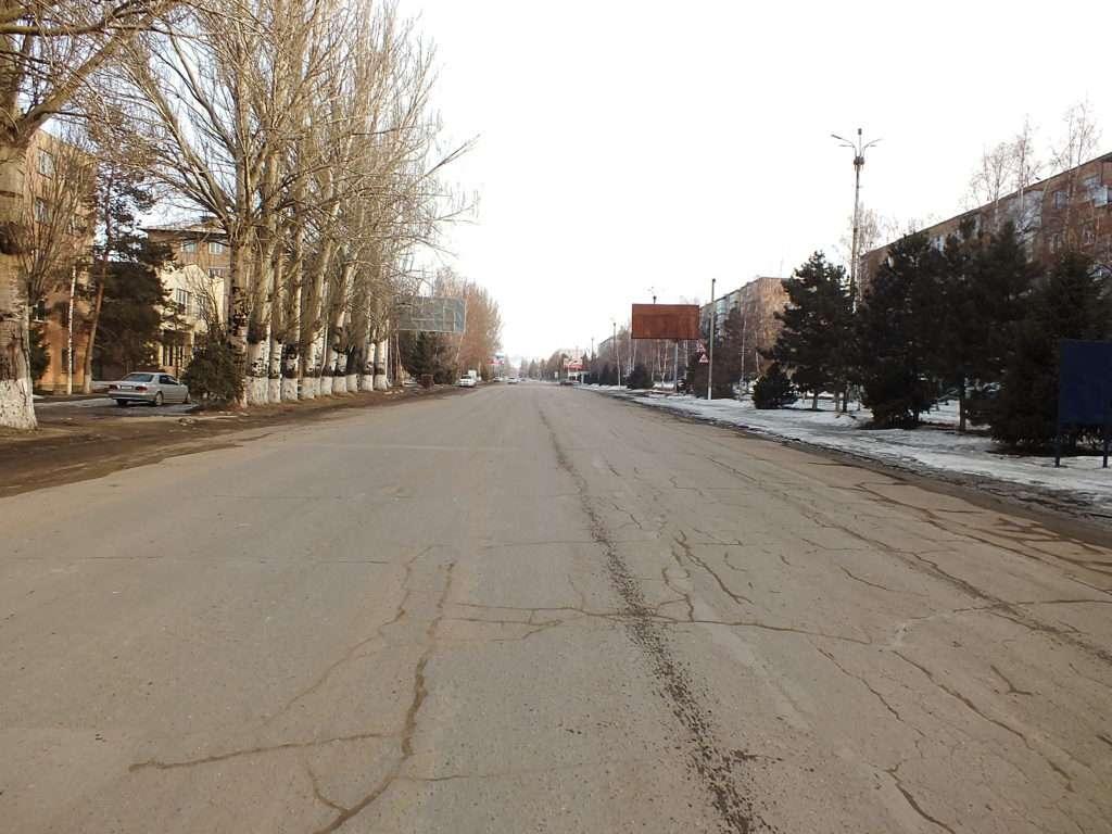 Karakol Gezisi (Каракол) Abdrahmanov Caddesi