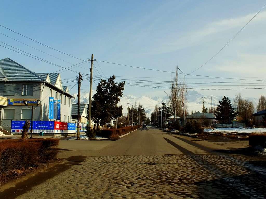 Zhamansariev Caddesi