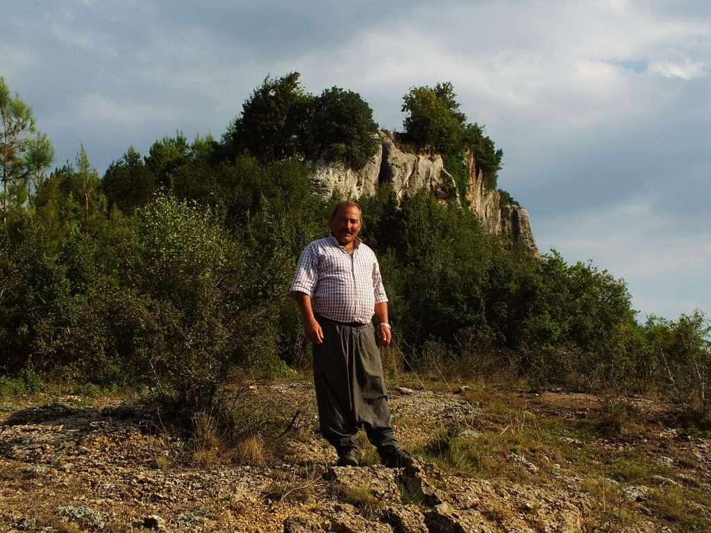 Toroslarda Bir Yörük Çobanı Manavşa Kalesi