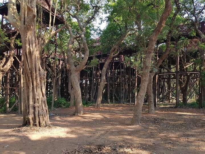 Chong Khneas Köyü