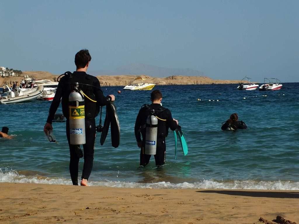 Şarm El-Şeyh Su Altı Dalış Sporları