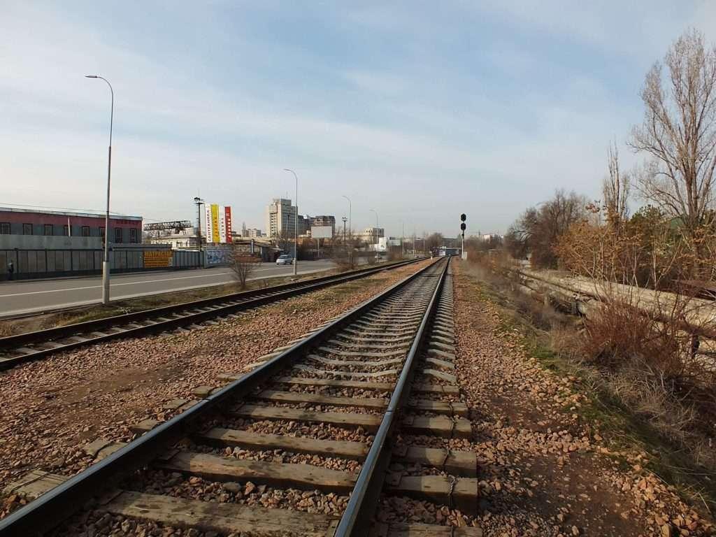 Bişkek Demiryolları