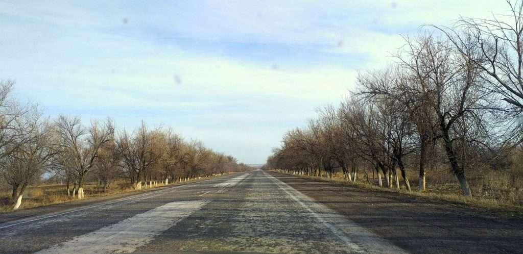 Bişkek Almatı Gidiş ve Korday Sınır Kapısı İşlemleri