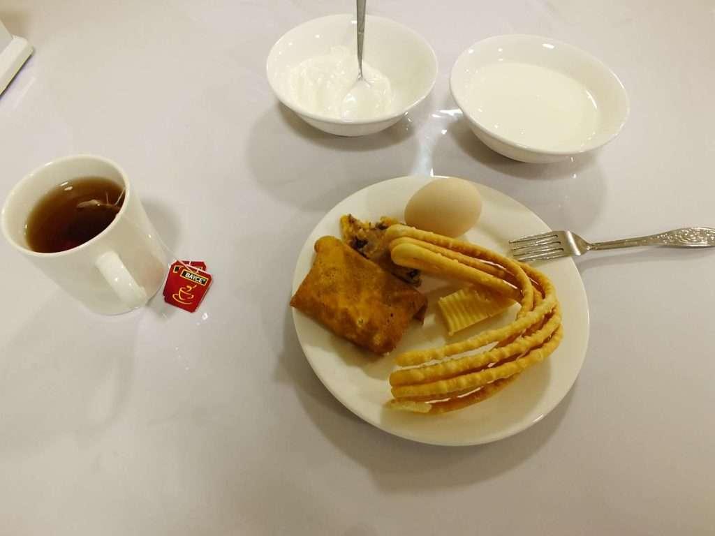 Bişkek'te Ne Yenir? Nerede Yenir? Kırsalda Kahvaltı