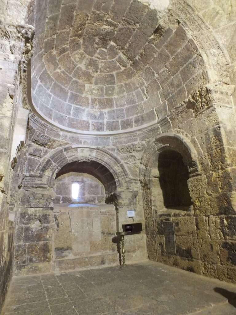 Deyrulzafaran Manastırı Meryem Ana Kilisesi