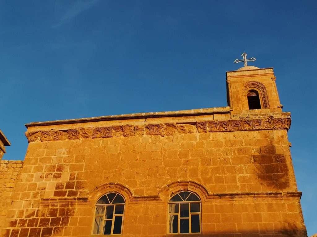 Deyrulzafaran Manastırı Azizler Evi (Beth Kadişe)