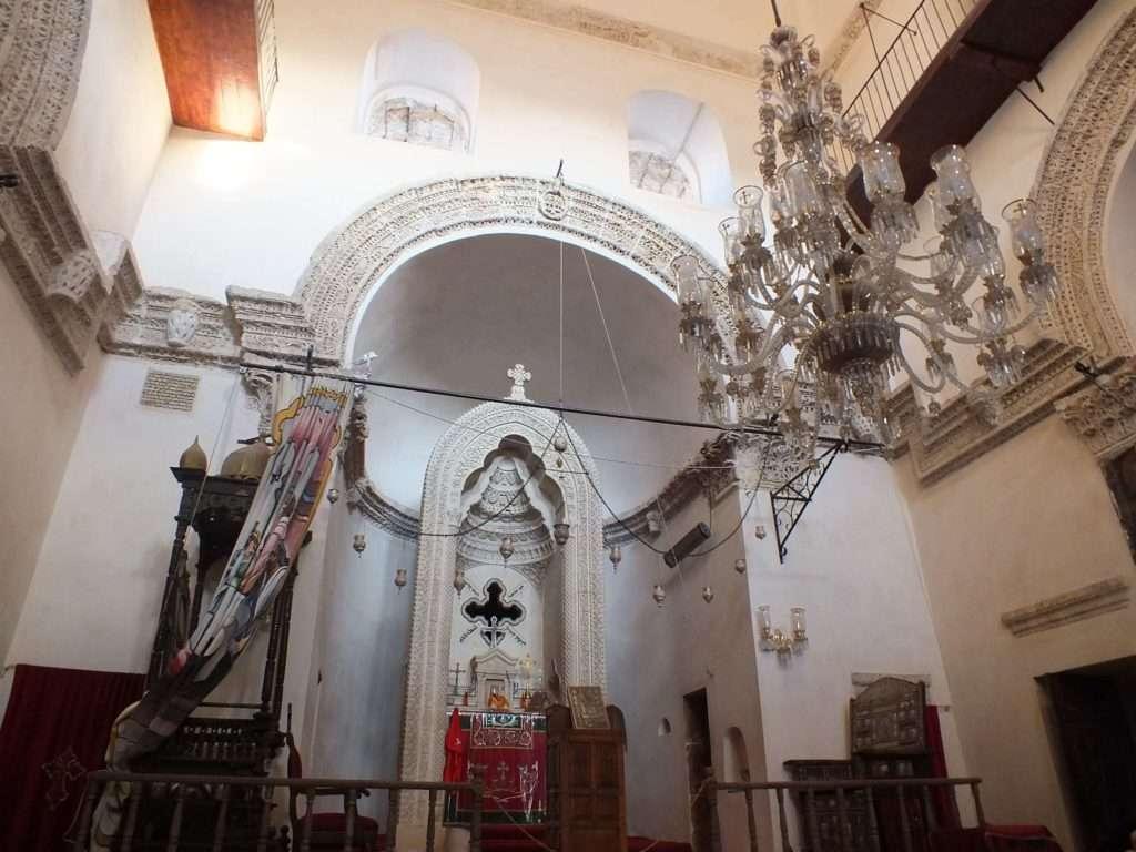 Deyrulzafaran Manastırı Mor Hananyo Kilisesi (Kubbeli Kilise)