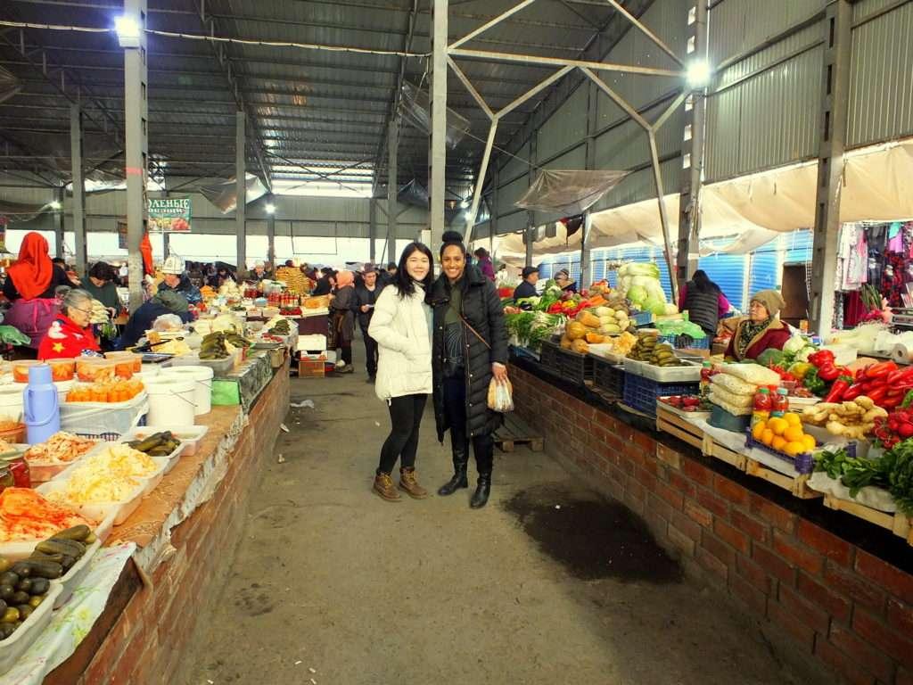Oş Pazarı Sebzeler