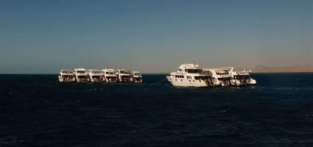 Ras Muhammed Milli Parkı Batı Resifleri