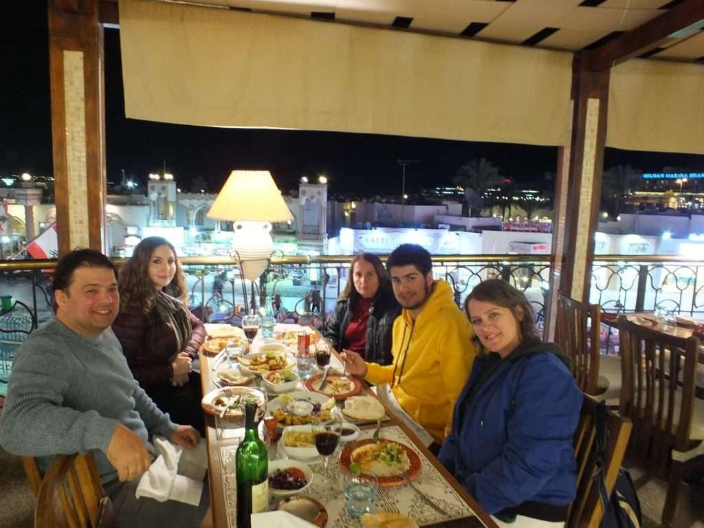 Şarm El-Şeyh Fairuz Restaurant