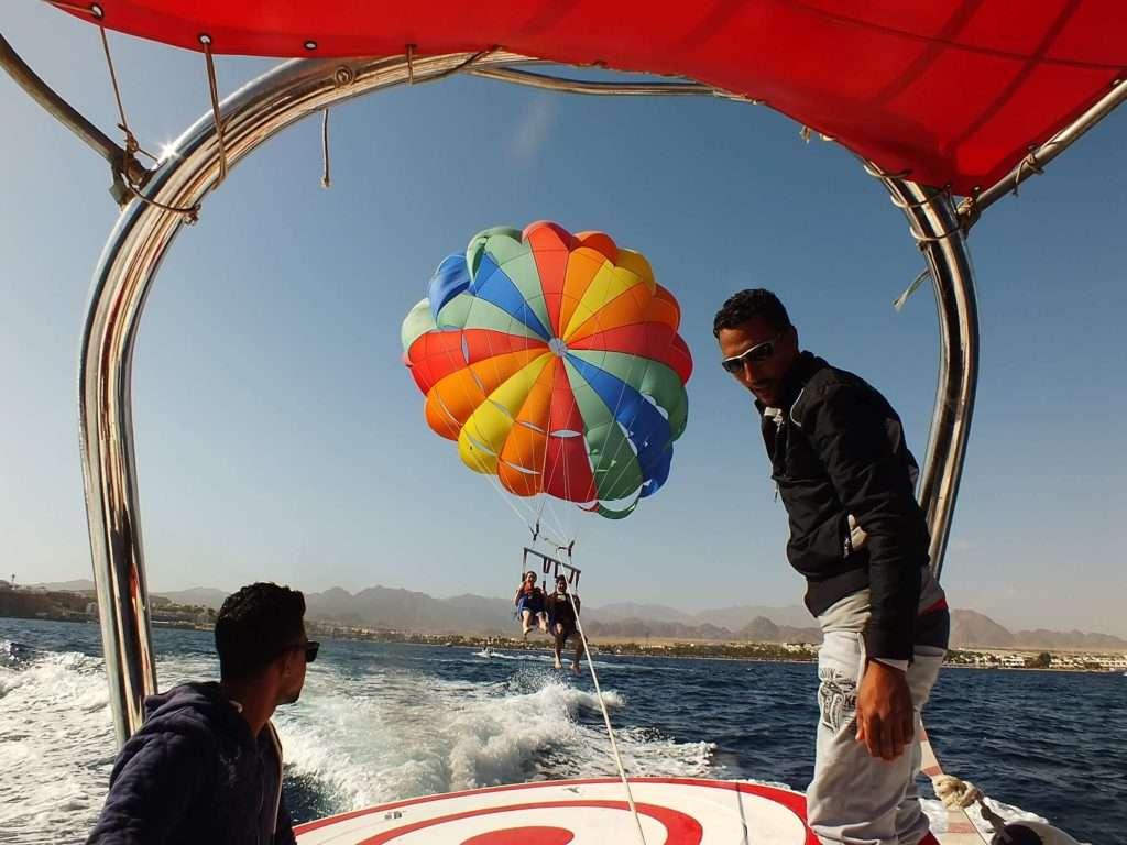 Naama Bay Su Sporları