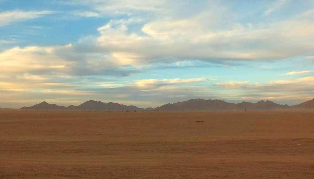 Sina Çölü