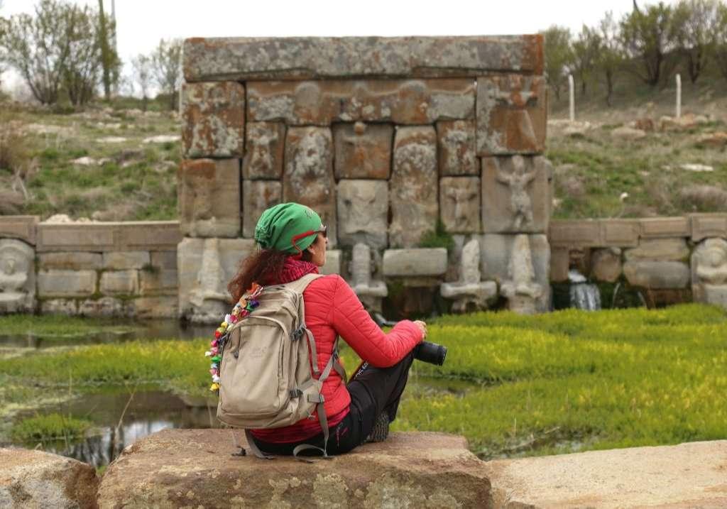 Eflatunpınar Su Anıtı