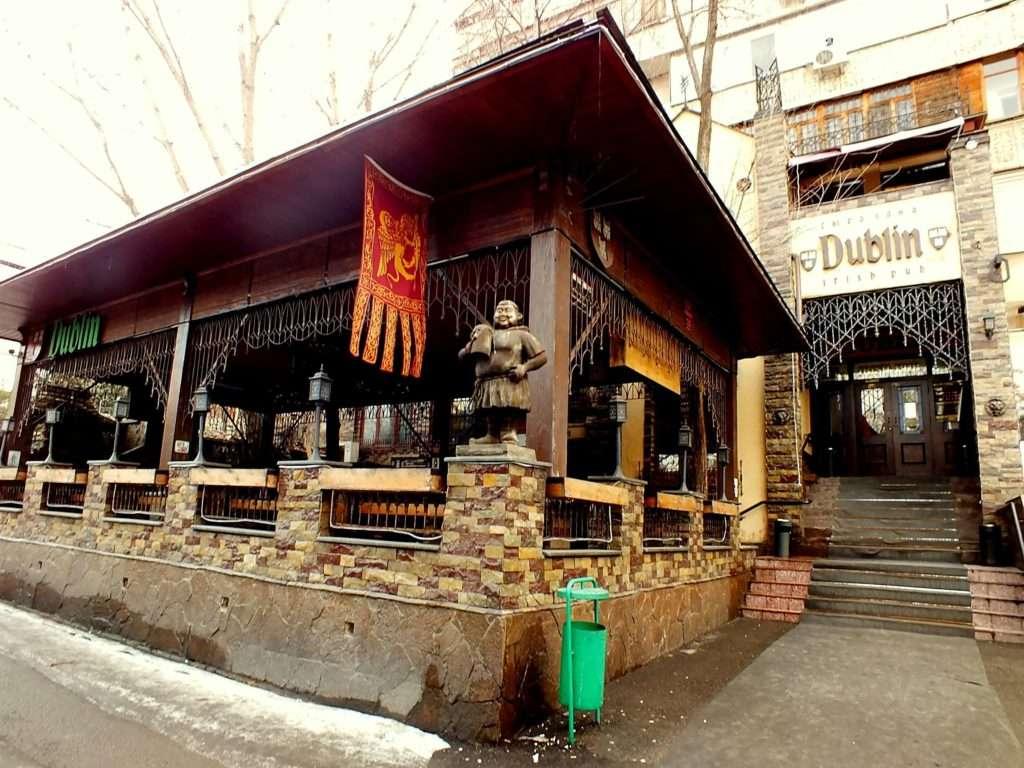 Almatı'da Ne Yenir? Nerede Yenir? Dublin Irish Pub