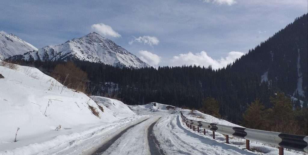 Almatı'ya Dönüş