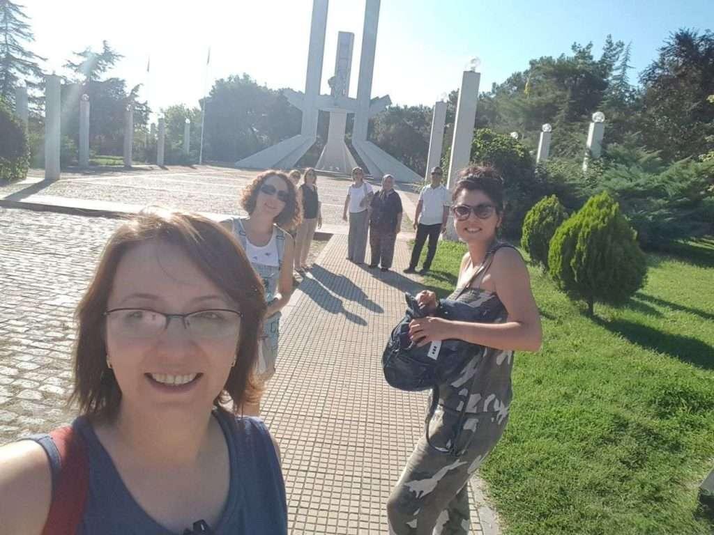 Edirne Gezim Lozan Anıtı
