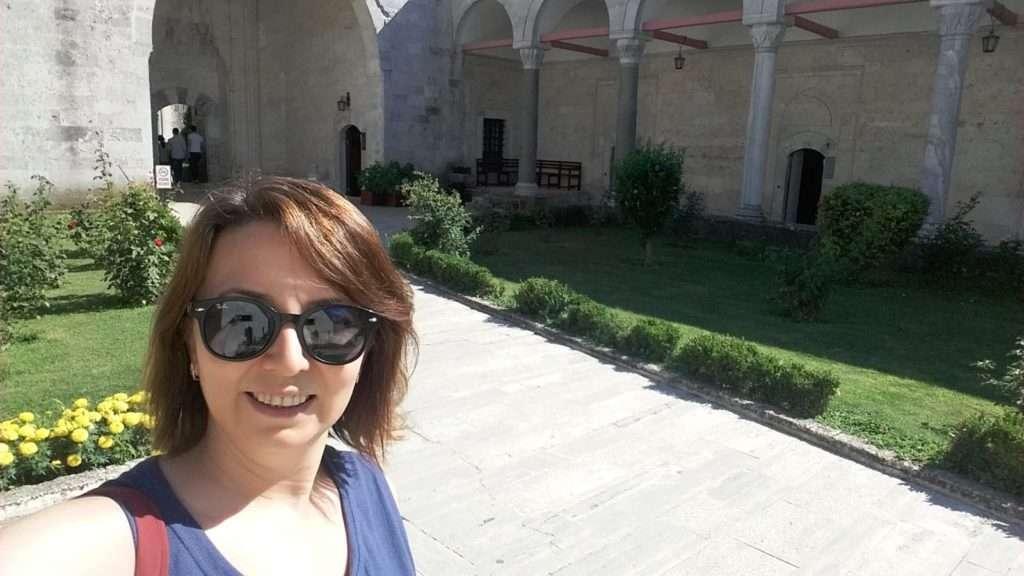 Edirne Gezim Selimiye Camii
