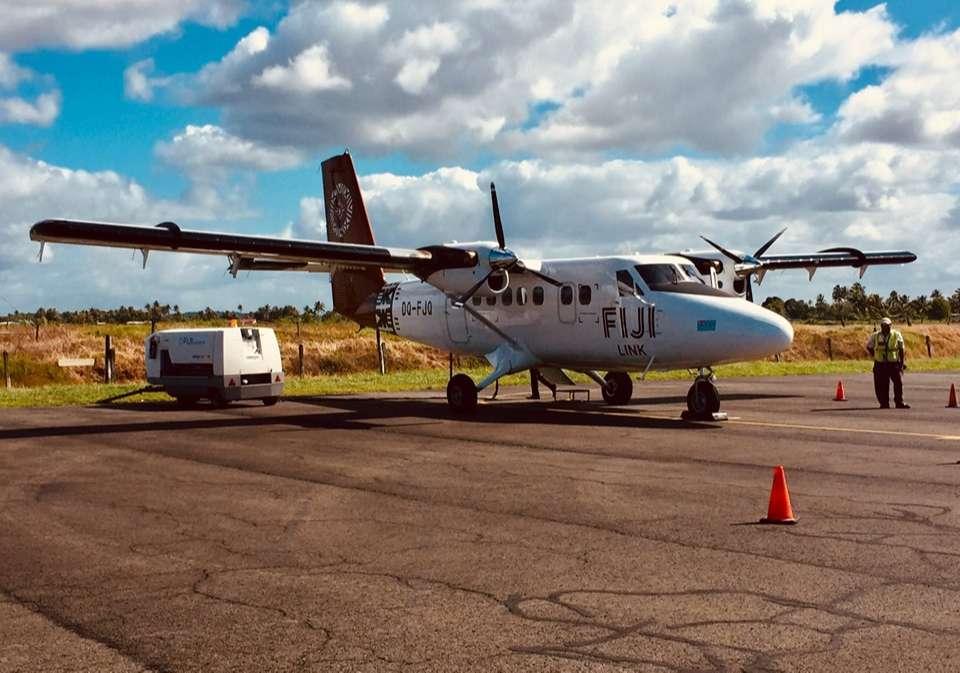 Bauerfield International Airport (VLI) Port Vila