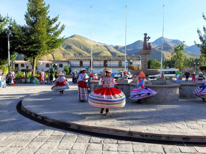Danza típica Wititi
