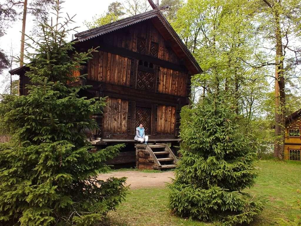 Telemark Berdal Çiftliği Orijinal Ambar Binası