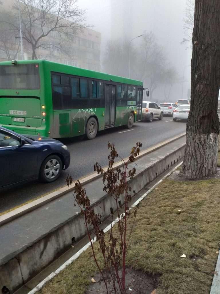 95 Numaralı Otobüs