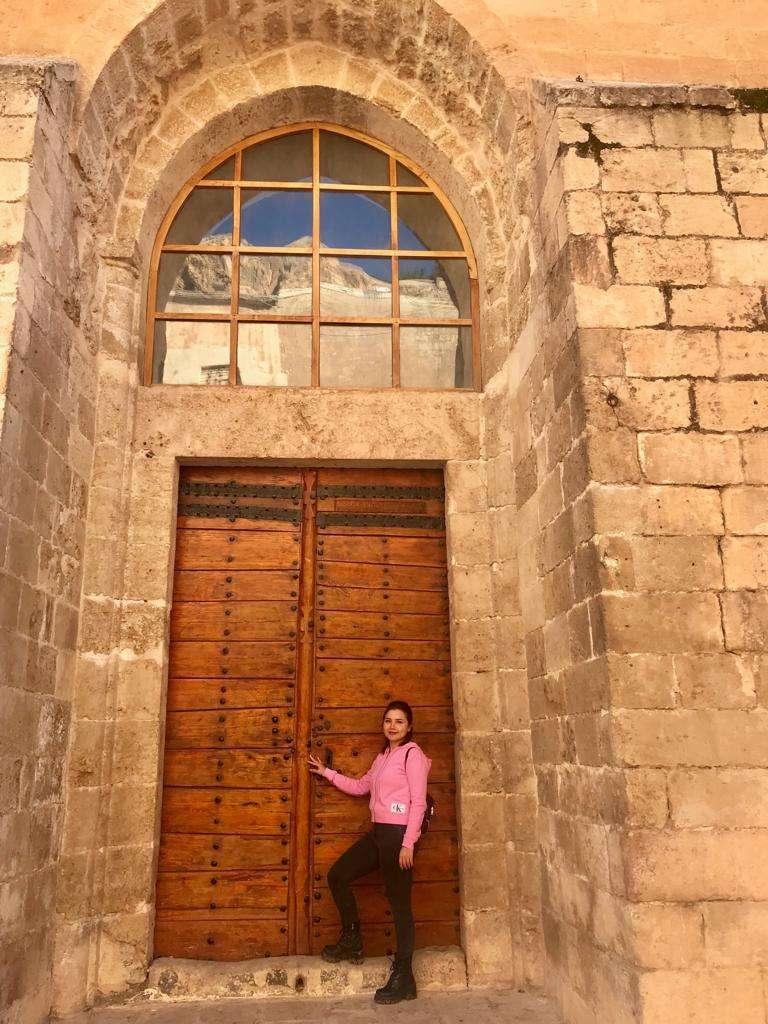 Ulu Cami Avludan Camiye Giriş Kapısı