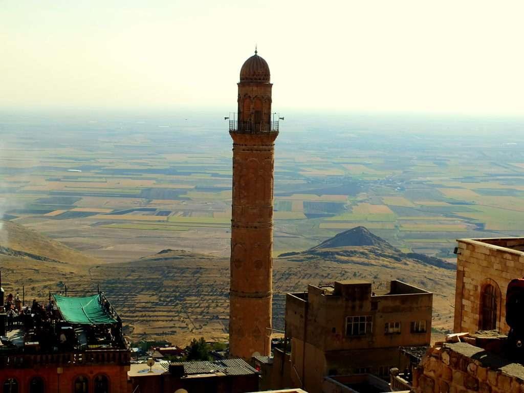 Ulu Cami ve Mardin Ovası