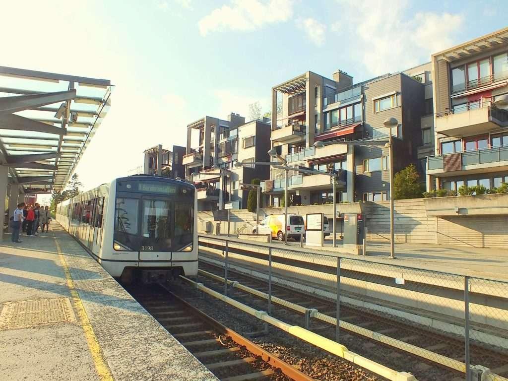 Oslo Ulaşım SistemiMetro(T-Bane)