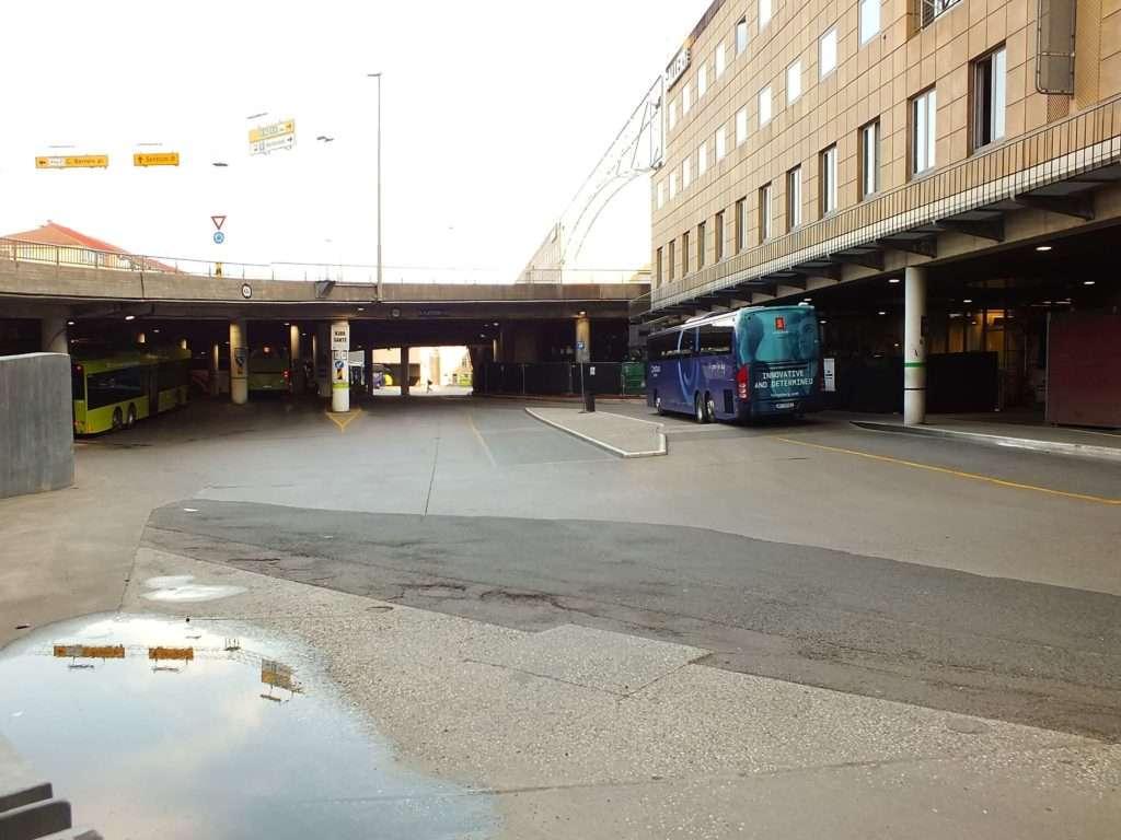 Oslo Otobüs Terminali (Oslo Bussterminal)