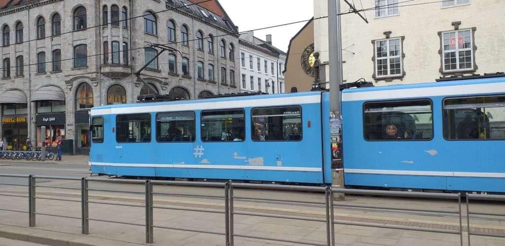 Oslo'da Bir Tram