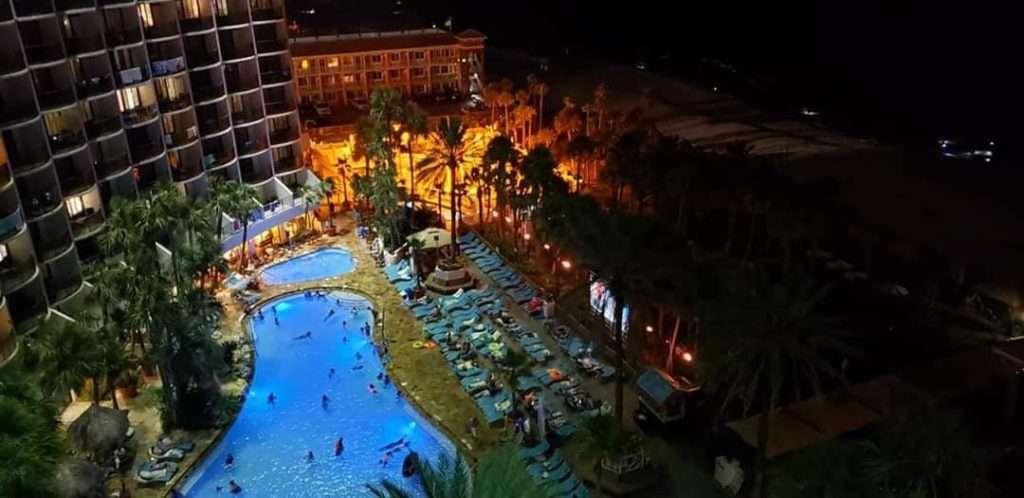 The Holiday Inn Resort Florida