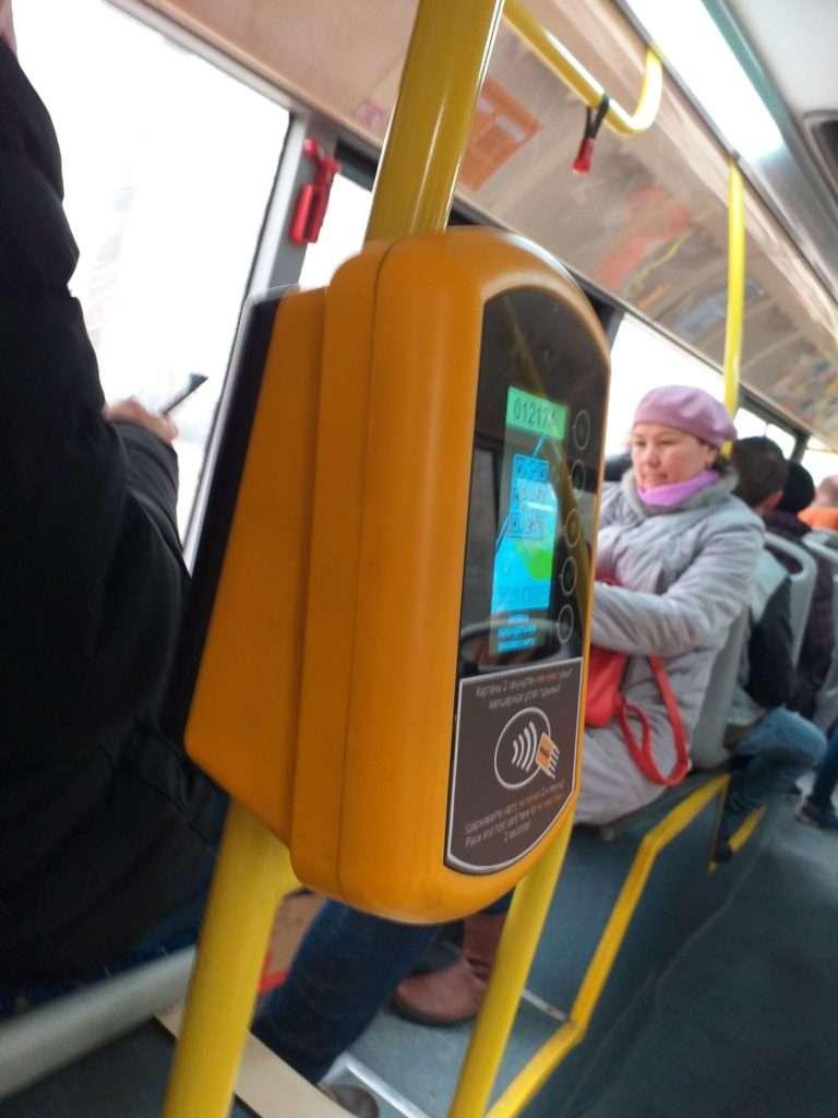 12 Numaralı Otobüs