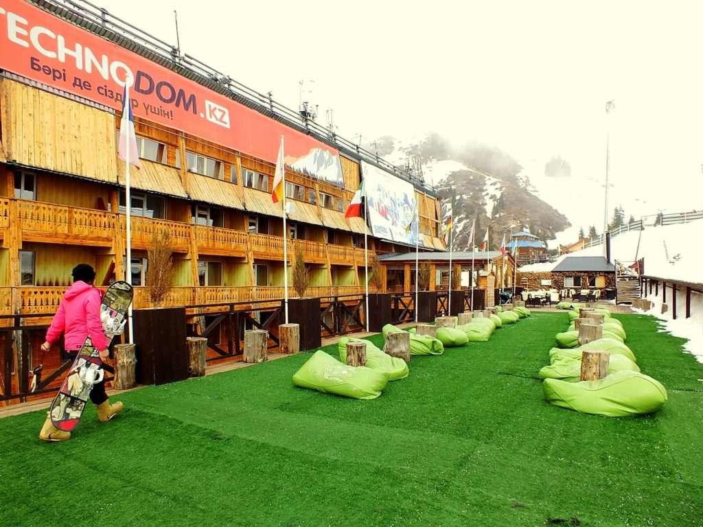 Shymbulak Ski Resort Hotel