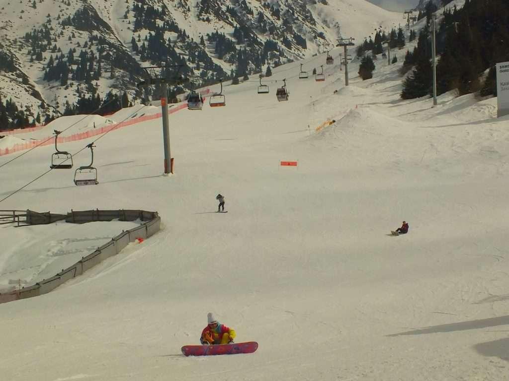 Shymbulak Kayak Merkezi