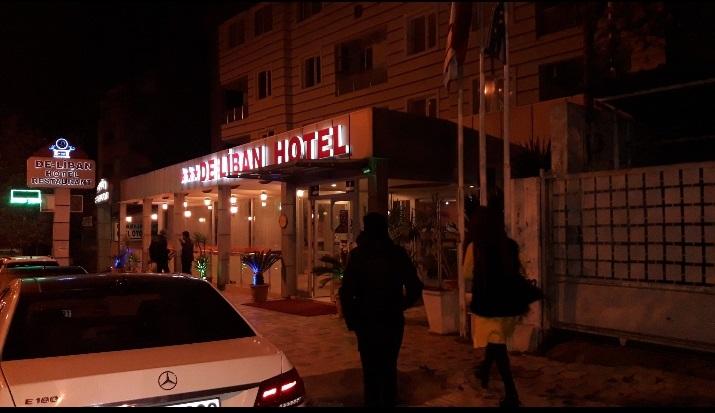 Harbiye De Liban Otel