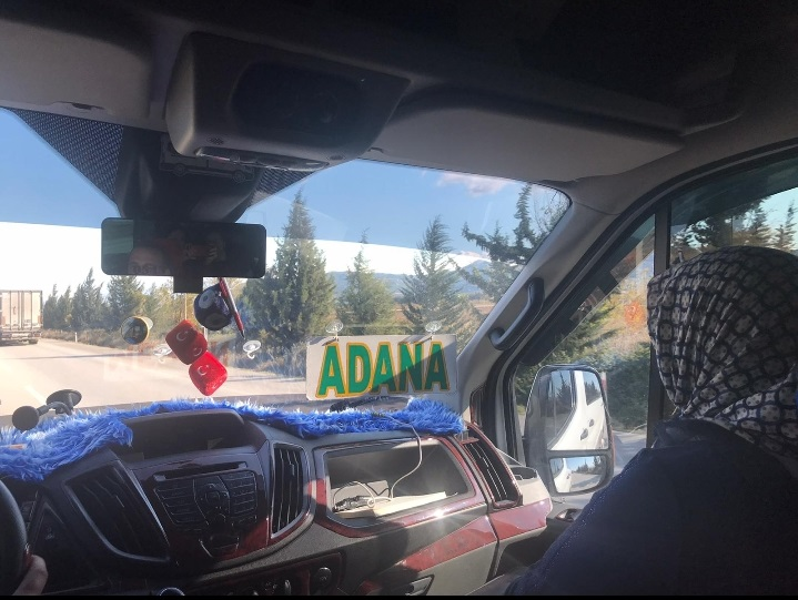 Adana-Osmaniye Dolmuşu