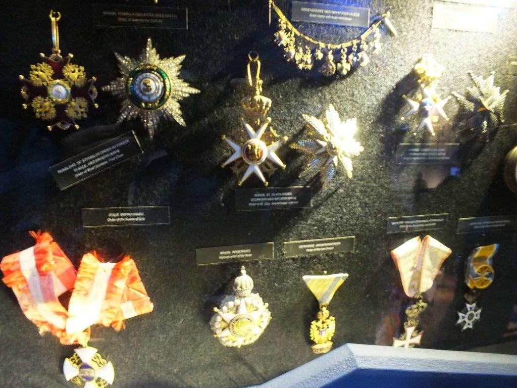 Fram Müzesi (Fram Polarskip Museet) Madalya ve Nişanlar