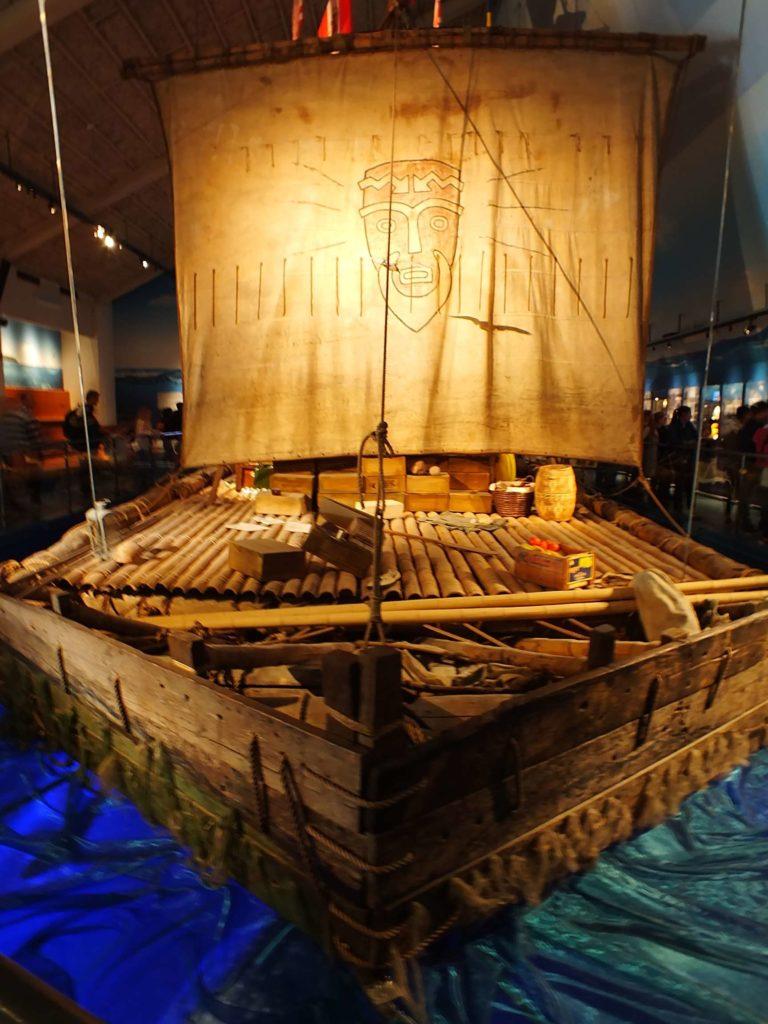 Kon-Tiki Müzesi (Kon-Tiki Museet)