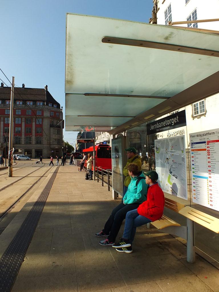 Oslo Ulaşım Sistemi