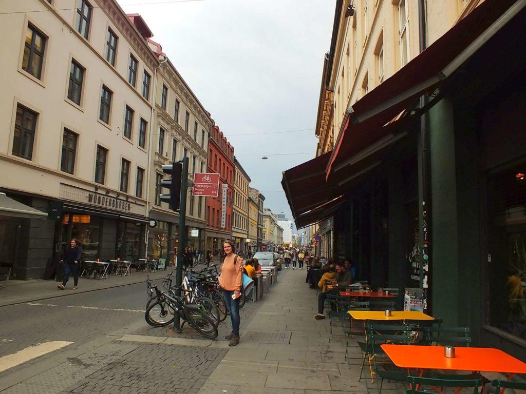 Oslo Torggata Caddesi