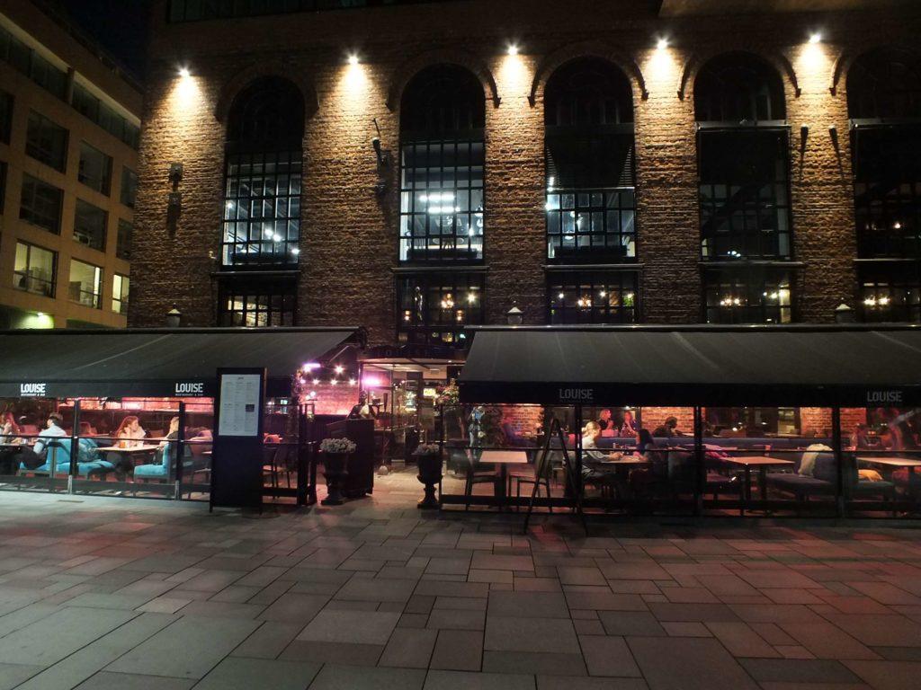 Oslo'da Ne Yenir? Nerede Yenir? Louise Restaurant & Bar